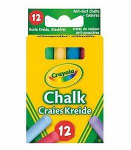 Billigtpyssel.se | Tavelkritor Crayola - Färg