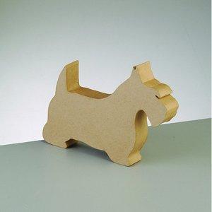Billigtpyssel.se | Terrier siluett stående