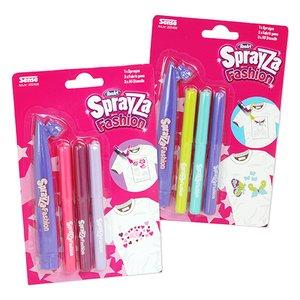 Billigtpyssel.se   Textilfärg Sprayza - Sense