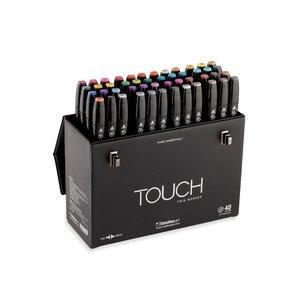 Billigtpyssel.se | Touch Twin Marker - 48 Pennor