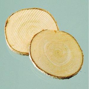 Billigtpyssel.se | Träbricka ø 3-5 cm - obehandlat