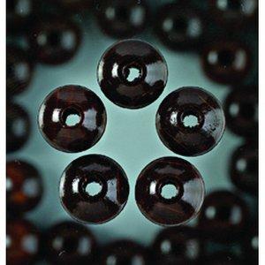 Billigtpyssel.se | Träpärlor - brun