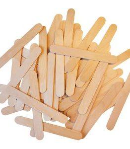 Billigtpyssel.se | Träpinnar 100 st 150x18 mm