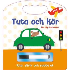 Billigtpyssel.se | Tuta och kör - lär dig rita fordon