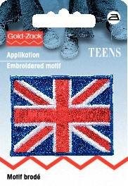 Billigtpyssel.se | Tygmärke Engelsk flagga