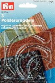 Billigtpyssel.se | Uppsättning med böjda nålar 2 stora+1 liten