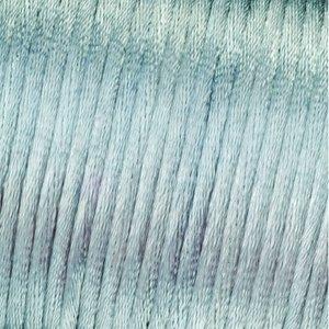 Billigtpyssel.se | Vävtråd satin - ljusgrå