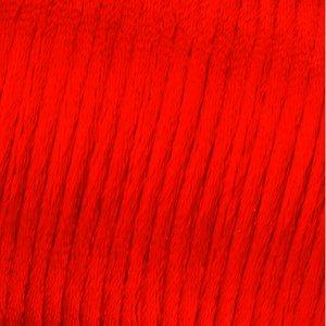 Billigtpyssel.se | Vävtråd satin - röd