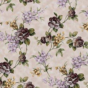 Billigtpyssel.se | Vaxduk Blommor