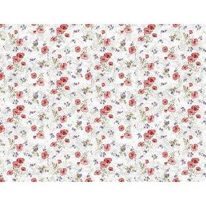 Billigtpyssel.se | Vaxduk Blommor - Valfri färg