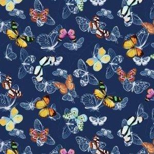 Billigtpyssel.se | Vaxduk Fjärilar