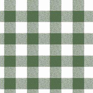 Billigtpyssel.se   Vaxduk - Grön-Vit-Rutig - 140 cm