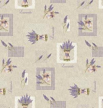 Billigtpyssel.se   Vaxduk Lavendel