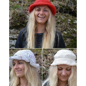 Billigtpyssel.se   Virkmönster - Virkade hattar