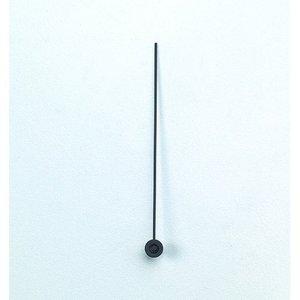 Billigtpyssel.se | Visare 70 mm - svart 10-pack metall