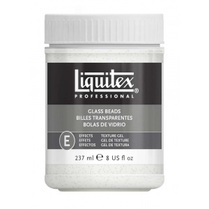 Glasspärlor Liquitex 237 ml