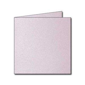 Pollen Dubbelkort 160x160- 25-pack - Skimrande salong rosa