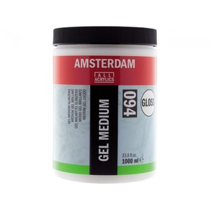 Amsterdam akrylmedium - Gel medium - Glans