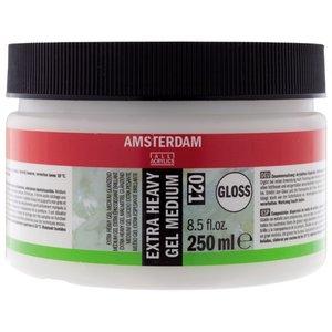 Amsterdam  akrylmedium - Extra heavy gel medium - Glans