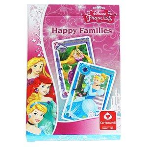 Kvartettspel Disneyprinsessor Sense