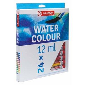 Akvarellfärger Art Creation 12 ml - 24 färger