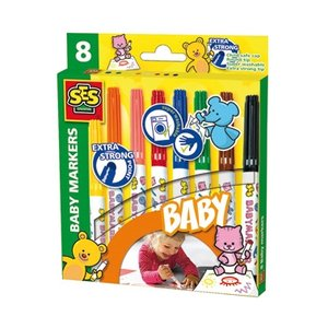 Babyfärger