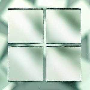 Mosaix speglar 20 x 20 x 3 mm - 200 g ~ 72-pack