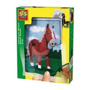 Broderiset - Hästmotiv