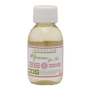 Oljemedium Sennelier Greenforoil - Liquid Medium