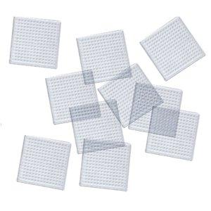 Plattor 10-pack små fyrkant