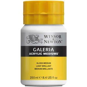 Akrylmedium W&N Galeria - Blankt medium
