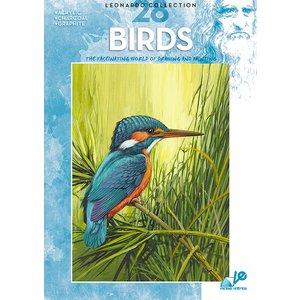Bok Litteratur Leonardo - Nr 28 Birds