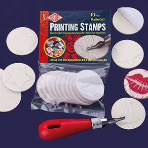 MasterCut Printing stamp - 45mm