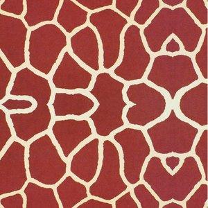 Color-Dekor färgfolie 180 °C 100 x 200 mm - giraff 2 st