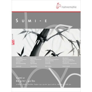 Tuschblock Hahnemühle Sumi-E 80g
