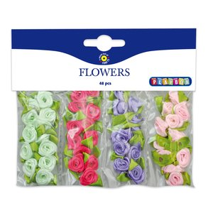 Blommor 48 st 4 färger