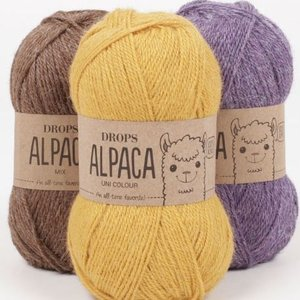 Drops Alpaca  - 50g