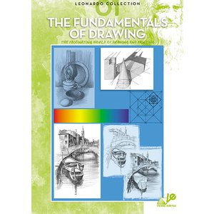 Bok Litteratur Leonardo - Nr 1 The Fundamentals Of Drawing