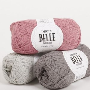 Drops Belle garn - 50g