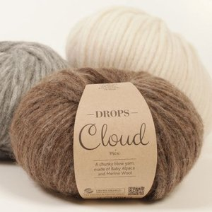 Drops Cloud Mix garn - 50g