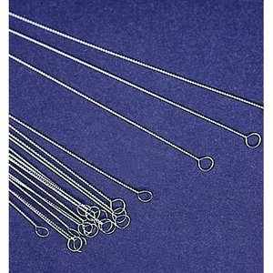 Pärlnål 9 cm - 25-pack - medium