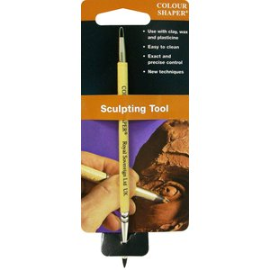 Colour Shaper Double Ended Sculpting Tool Taper Point