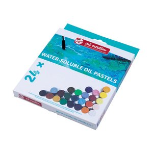 Vattenlöslig Oljepastell Art Creation - 24 kritor
