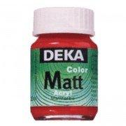 Hobbyfärg Deka Colormatt Pastell 25Ml