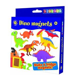 Pysselset - Dinomagneter
