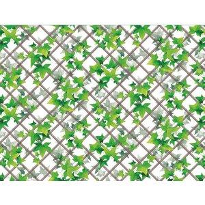 Vaxduk Blad - Grön