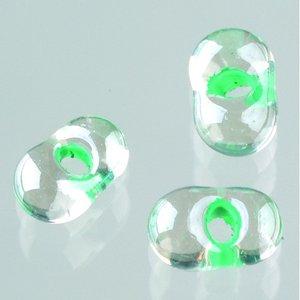 Farfallepärlor - grön