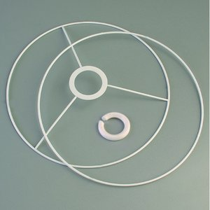 Lampstomme set - 2 delar rund