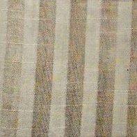 Lovisa - Gardintyg - Natur - Bred rand (2 cm rand) - 150 cm