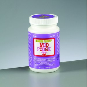 Mod Podge - satin 236 ml Hard Coat
